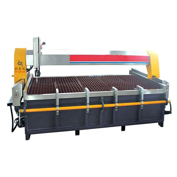 Stone Ceramic Tile Marble Water jet Five-axis Cutting Machine Manufacturer Prices
